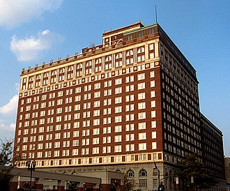 Brown Hotel (Louisville, Kentucky) - Image: The Brown Hotel, Louisville, KY
