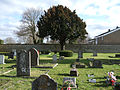 The Graveyard, St Edburg's Church, Bicester, Oxfordshire.jpg