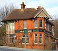 The Hollingbury, Roedean Road, Hollingdean, Brighton (January 2015).JPG