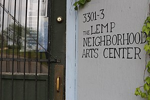 Lemp Neighborhood Arts Center - The Lemp Neighborhood Arts Center