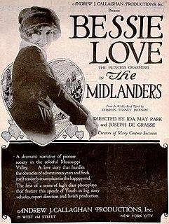 <i>The Midlanders</i> 1920 silent film by Joe De Grasse