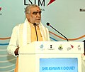 The Minister of State for Health & Family Welfare, Shri Ashwini Kumar Choubey addressing the 10th meeting of Global Alliance to Eliminate Lymphatic Filariasis (GAELF), in New Delhi on June 13, 2018.JPG