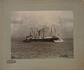 The Monterey leaving Halifax with Strathcona Horse for South Africa, March 17, 1900 No 59180E (HS85-10-11272).jpg