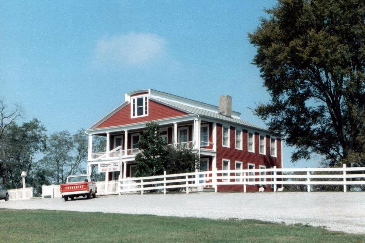 Crenshaw house gallatin county illinois wikipedia for Southern illinois home builders