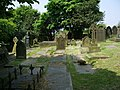 The Parish Church of St John the Baptist, Bircle, Graveyard - geograph.org.uk - 814717.jpg
