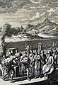 The Phillip Medhurst Picture Torah 600. The priests' portion. Deuteronomy cap 18 v 3. Pinz.jpg