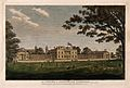 The Queen's House seen from Greenwich Park, with people and Wellcome V0013325.jpg