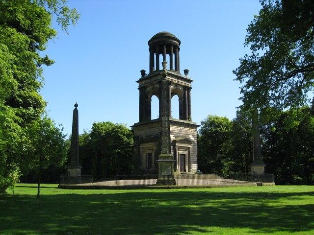 The Rockingham Mausoleum - geograph.org.uk - 1318188