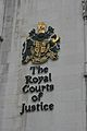 The Royal Courts of Justice sign.jpg