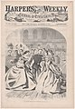 The Russian Ball – In the Supper Room (Harper's Weekly, Vol. VII) MET DP875215.jpg