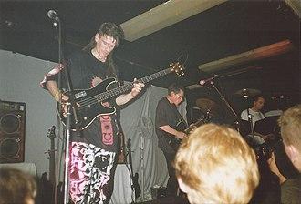 The Shamen - The Shamen performing in Oxford (1990)