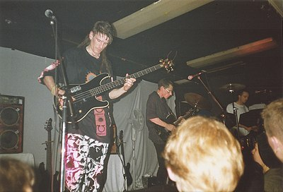 Picture of a band or musician: The Shamen