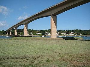 Torridge Bridge - View in June 2009
