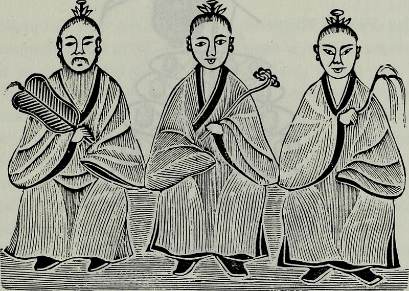 File:The dragon, image, and demon; or, The three religions of China- Confucianism, Buddhism, and Taoism, giving an account of the mythology, idolatry, and demonolatry of the Chinese (1887) (14597358009).jpg