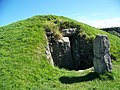 The entrance to Bryn Celli Ddu - geograph.org.uk - 564881.jpg