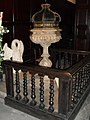 The font within St Martin, Ludgate Hill - geograph.org.uk - 1808666.jpg