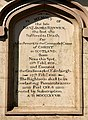 The inscription on the James Renwick Monument at Moniaive - geograph.org.uk - 1803757.jpg