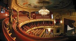 Theater Baden-Baden - Auditorium