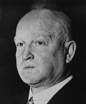 Theodor Duesterberg - Theodor Duesterberg in 1932