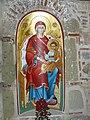 Theotokos niche Holy Trinity.jpg