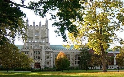 Thompson Memorial Library - Wikipedia