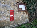 Thornfalcon, postbox No. TA3 57 - geograph.org.uk - 1132857.jpg