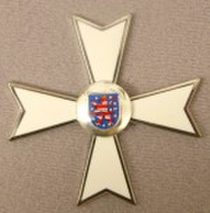 Order of Merit of the Free State of Thuringia - Image: Thvo