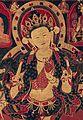 Tibet Green Tara Bodhisattva 14C Detail.jpeg