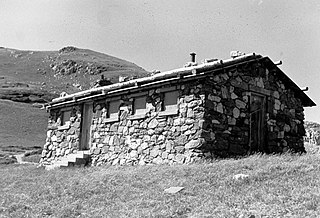 Timberline Cabin United States historic place