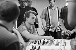 Timur Gareyev American chess grandmaster