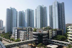 Public housing estates in Tin Shui Wai - Tin Chak Estate