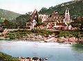 Tintern Abbey from the ferry 1900.jpg