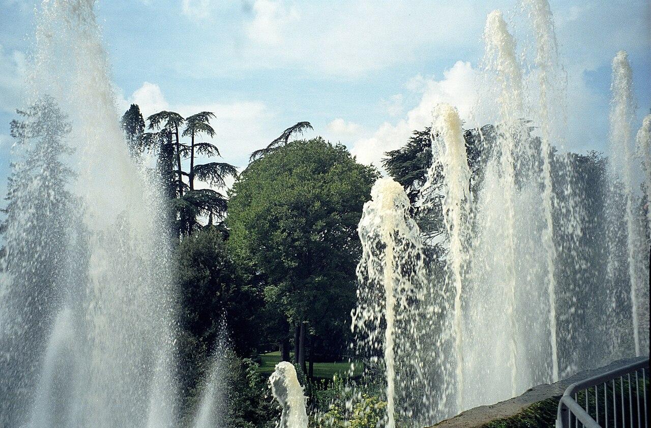 Fontana di Nettuno Fontanna Neptuna