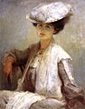 Tom Roberts, 1912 - Grey Lady Mrs Ince.jpg