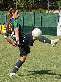 Tomás De Vincenti Argentine footballer