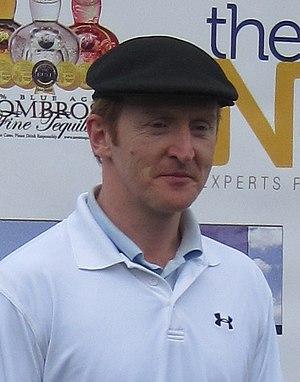 Tony Curran - Curran in 2011