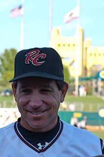 Tony DeFrancesco American baseball player and coach