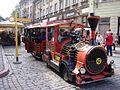 Toomas the Train, Tallinn, Estonia.JPG