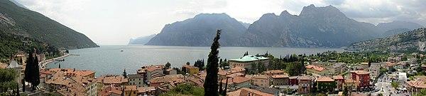 Озеро Гарда. Панорама