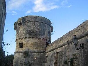 Lizzanello - Image: Torre di Lizzanello