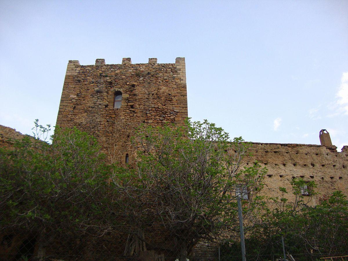 Castillo de los comendadores wikipedia la enciclopedia libre - Casa rural moncayo ...