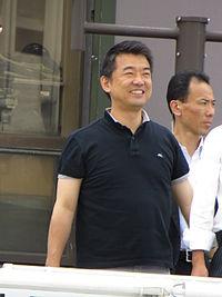 Toru Hashimoto Ishin IMG 5731 20130713.JPG