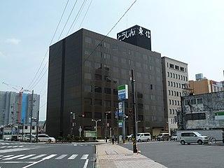東濃信用金庫の本部(本店)