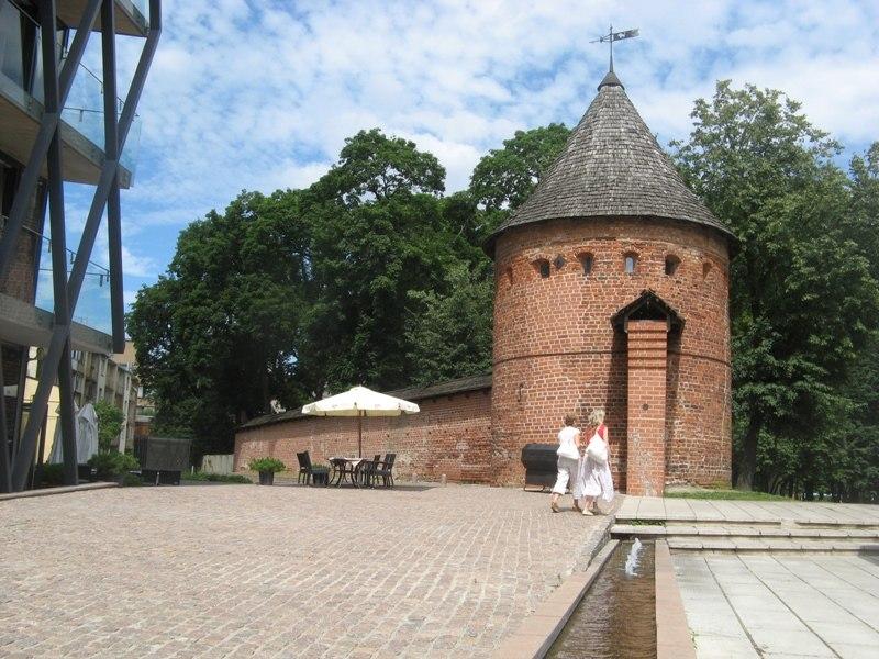 Tower in Kaunas City Wall