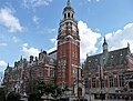 Town Hall and Library, Katharine Street - geograph.org.uk - 2251114.jpg