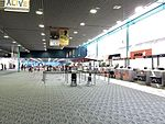 Townsville Airport Check in hall.jpg