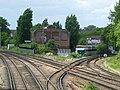 Track Near Barnes Station - geograph.org.uk - 1309144.jpg