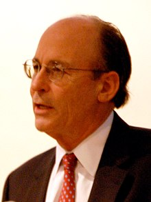Tracy Kidder at the College of Wooster, 2009.