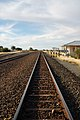 Train tracks, Gibeon, Namibia.jpg