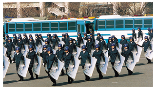 A type of emergency service units of Japanese Prefecutral Police Headquarters.